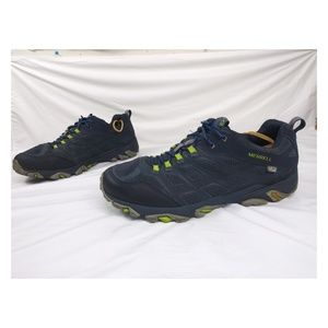 Merrell Moab Vibram Hiking Running Shoes Size 12